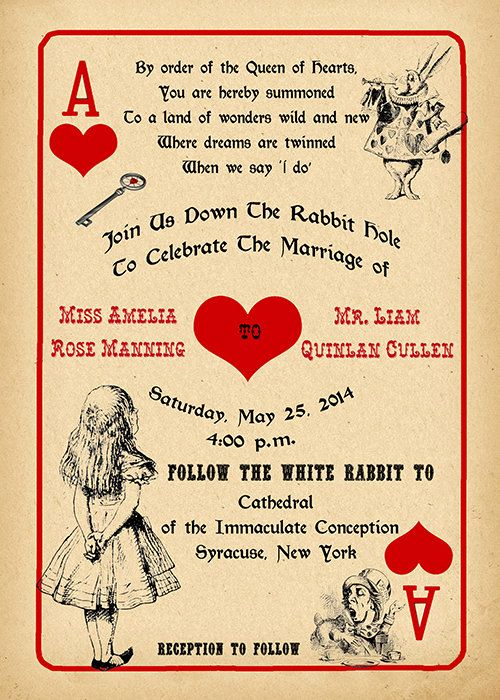 Alice In Wonderland Invitations Templates Luxury 25 Best Ideas About Alice In Wonderland Invitations On