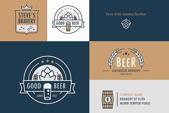 Beer Label Design Template Best Of 16 Cool Beer Label Design Templates – Desiznworld