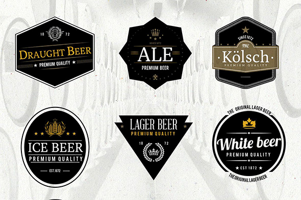 Beer Label Design Template Best Of 16 Cool Beer Label Design Templates – Desiznworld