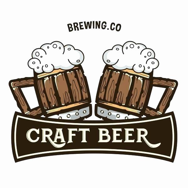 Beer Label Design Template Elegant Craft Beer Label Template