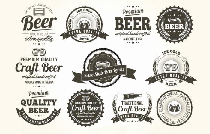 Beer Label Design Template Fresh 53 Label Design Templates
