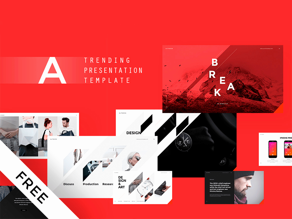Best Powerpoint Templates Free Download Awesome the 86 Best Free Powerpoint Templates to Download In 2019