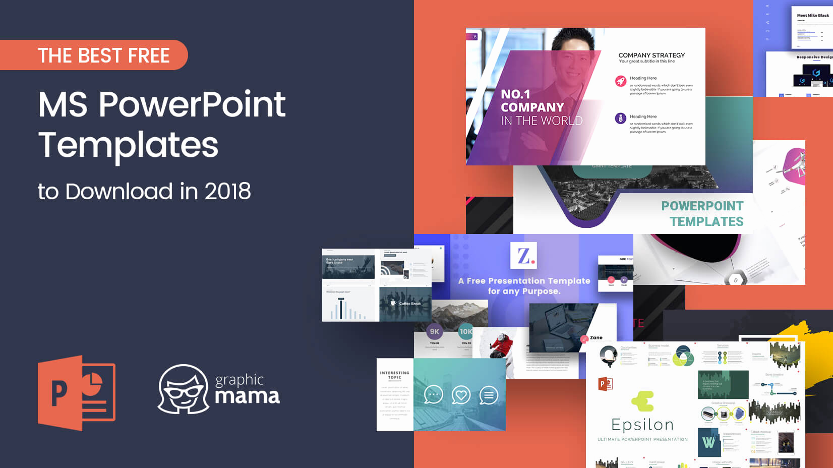 Best Powerpoint Templates Free Download New the Best Free Powerpoint Templates to Download In 2018