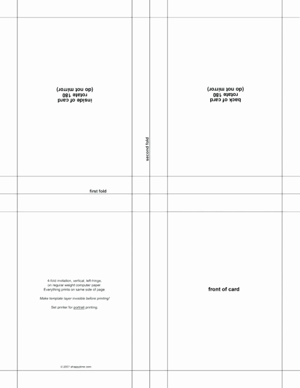 Blank Place Card Template Beautiful Blank Place Card Template 4 Per Sheet