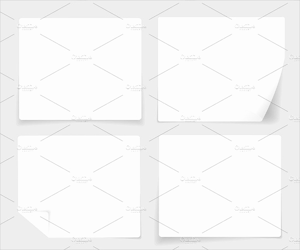Blank Place Card Template Best Of 9 Blank Place Cards Free Psd Vector Eps Png format