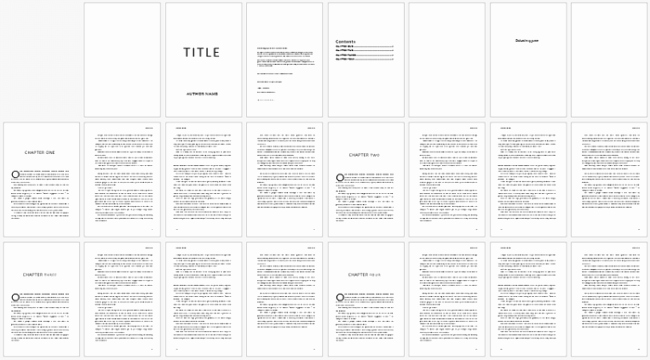 Book Writing Templates Microsoft Word Best Of General Book Templates – Download Book formats for Word