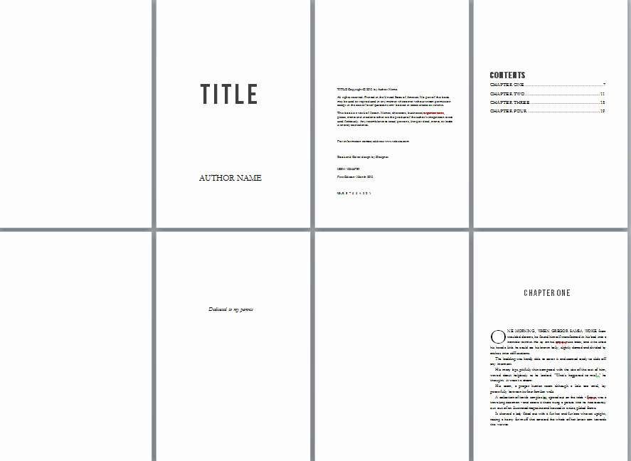 Book Writing Templates Microsoft Word Best Of Word Booklet Template Writing Timezzybeesevents