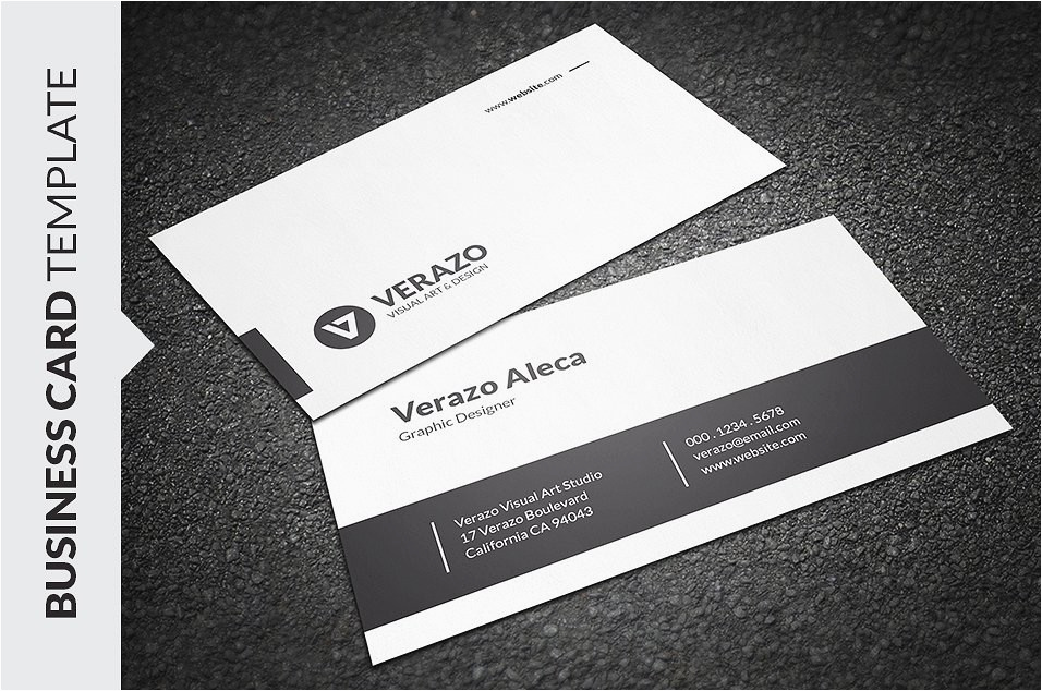 Business Card Template Illustrator Free Awesome Business Card Template Indesign S Word Business Card