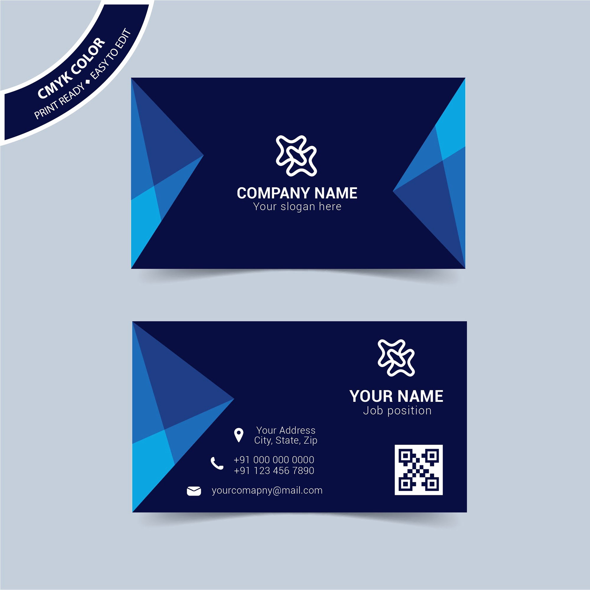 Business Card Template Illustrator Free Lovely Business Card Template Illustrator Free Download – Modern