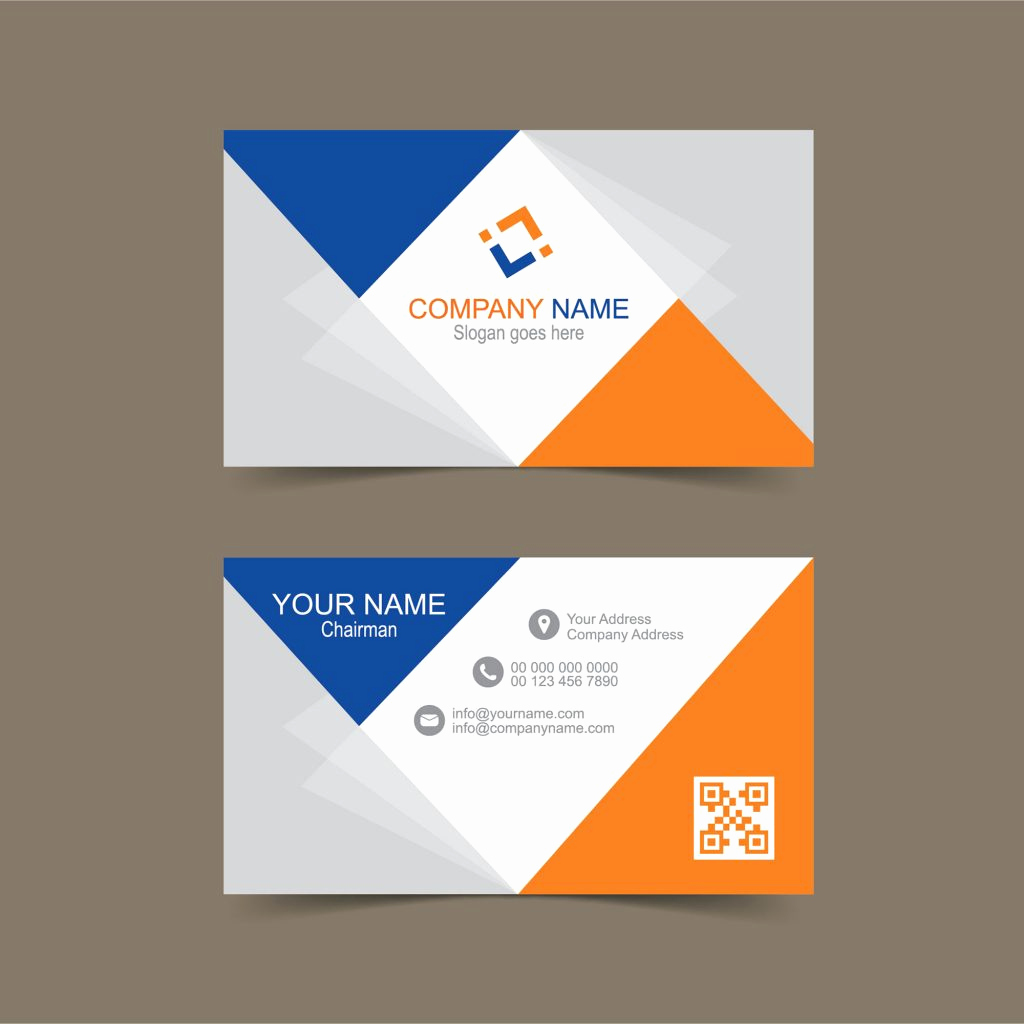 Business Card Template Illustrator Free Luxury Free Business Card Template In Illustrator Print Ready