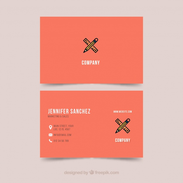 Business Card Template Illustrator Free New Business Card Template Illustrator Vector