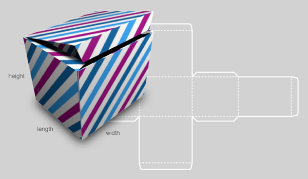 Cardboard Box Template Generator Beautiful Custom Box Template Generator