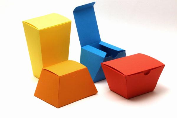 Cardboard Box Template Generator Fresh Trapezoid Templatemaker