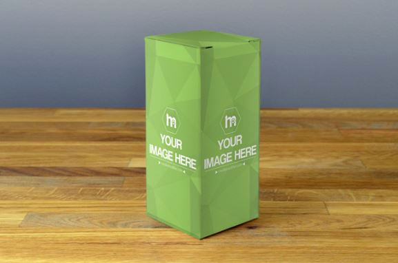 Cardboard Box Template Generator Lovely 3d Product Box Mockup Maker