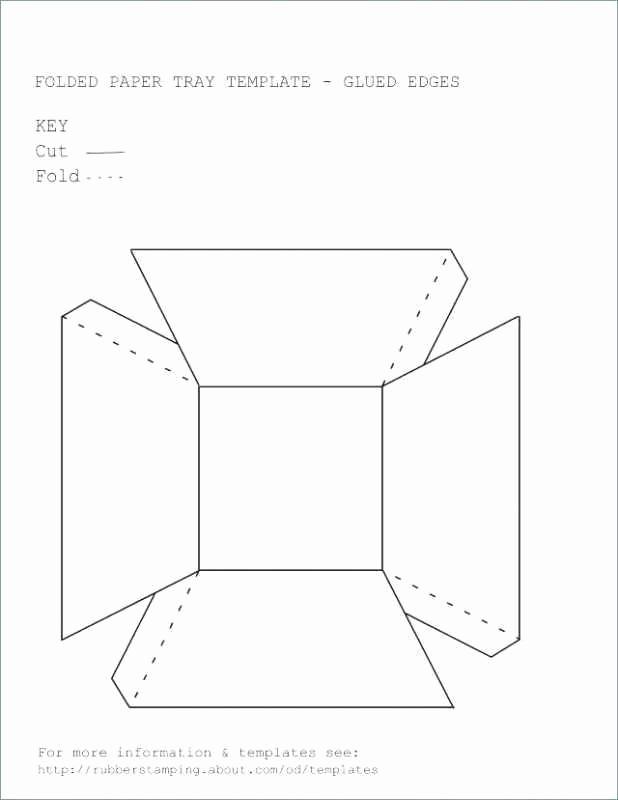 Cardboard Box Template Generator Lovely Box Template Maker