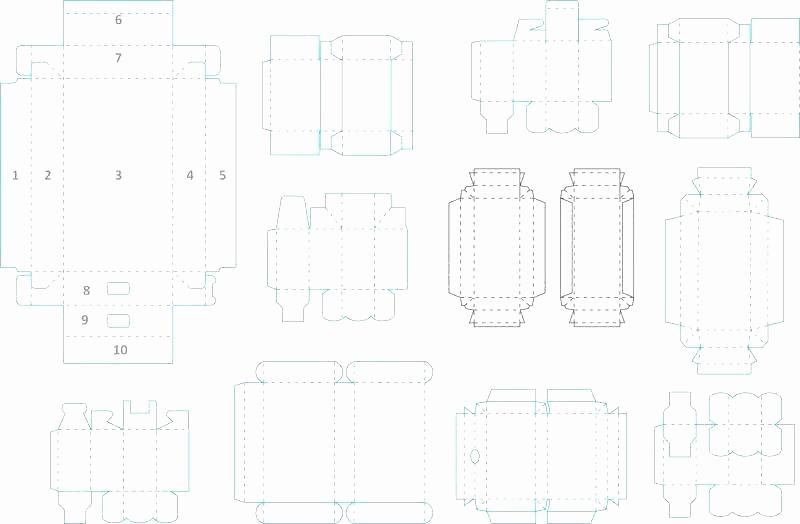Cardboard Box Template Generator New Cardboard Box Template Generator – Bigdatahero