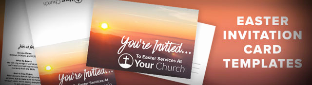 Church Invitation Cards Templates Best Of Help Your Church Invite Friends Free Easter Invite