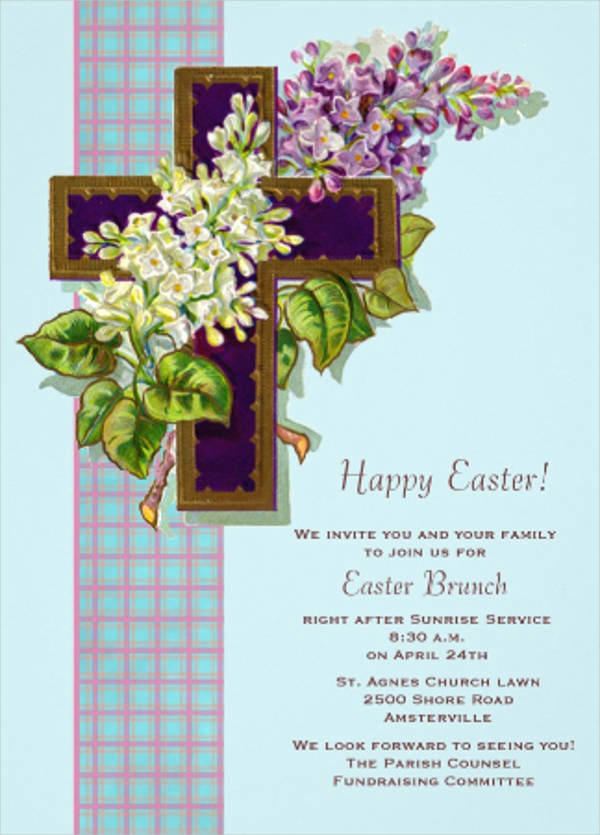 Church Invitation Cards Templates New 90 Sample Invitation Cards Word Psd Ai Indesign