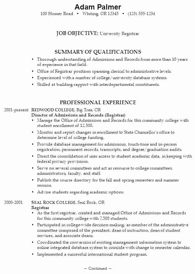 College Admission Resume Template Luxury Basic Resume Templates for High School Students Resume