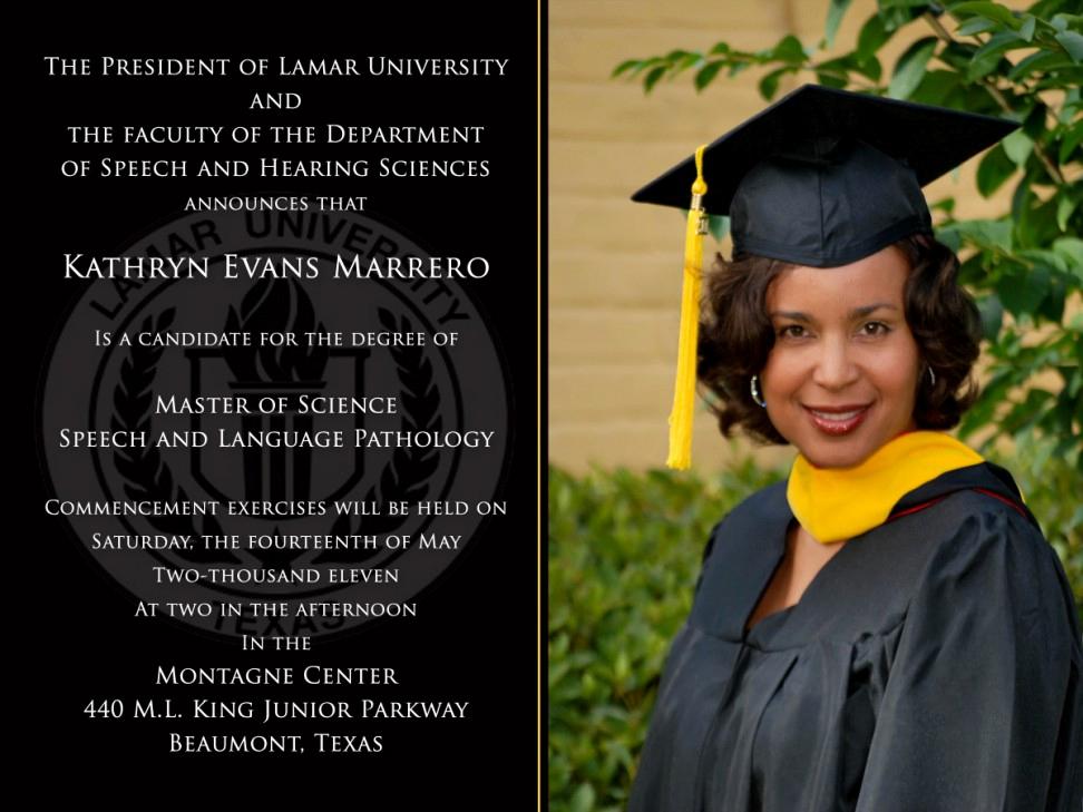 College Graduation Invitations Templates Best Of College Graduation Invitation College Graduation