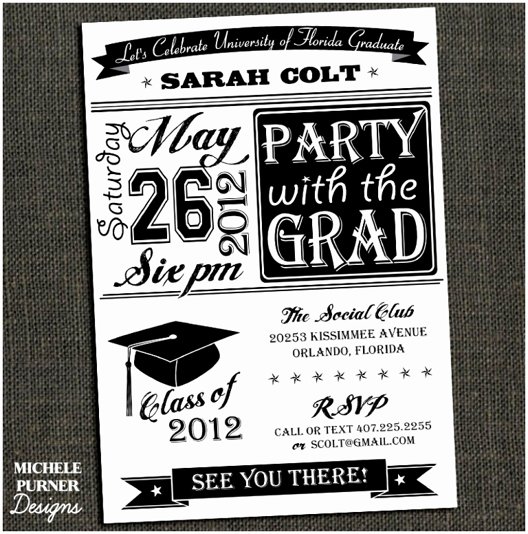 College Graduation Invitations Templates Inspirational 5 College Graduation Invitations Templates Ttati