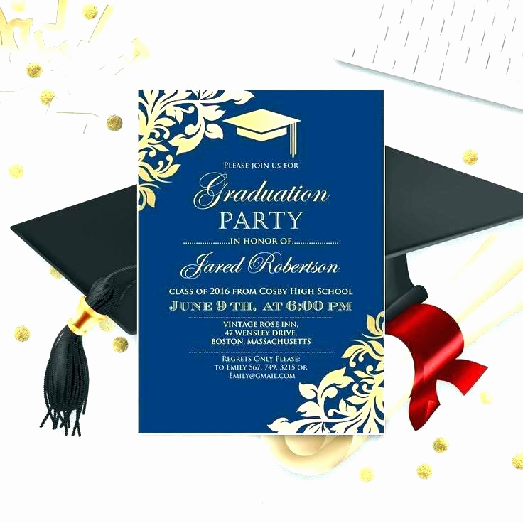 College Graduation Invitations Templates Inspirational Templates Free Graduation Invitation Templates for
