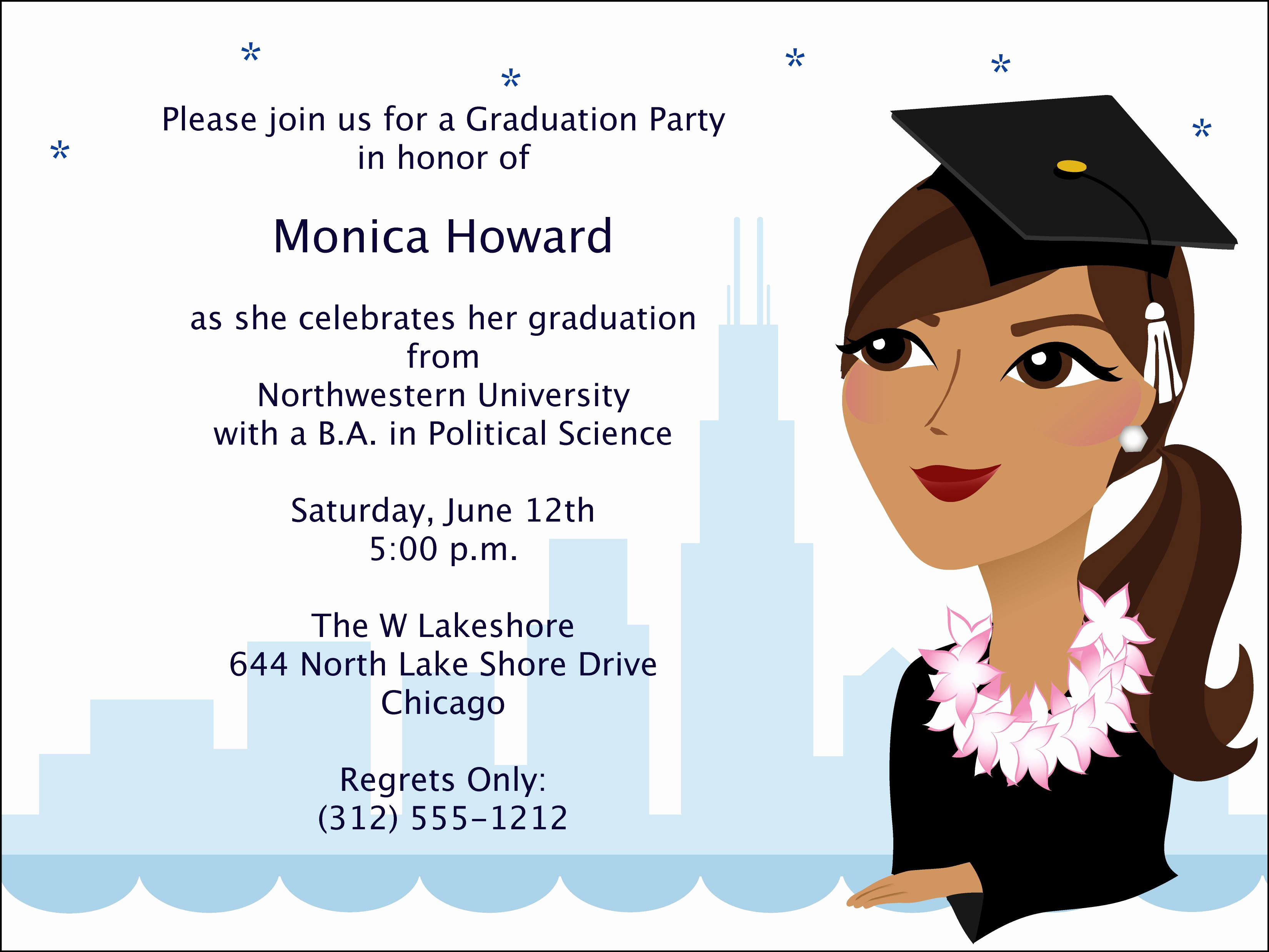 College Graduation Invitations Templates New Graduation Invitation Graduation Invitation Templates