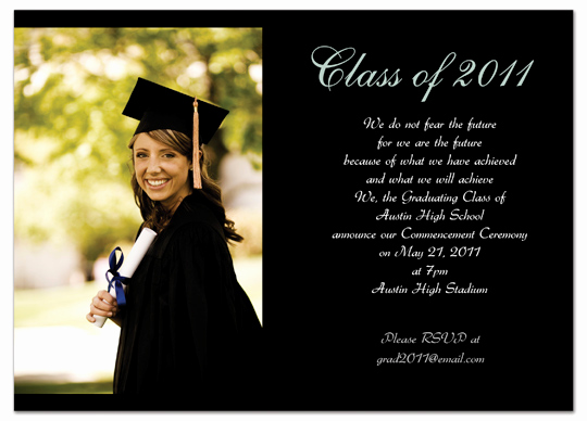 College Graduation Invitations Templates Unique Graduation Invitations Easyday