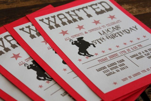 Cowboy Invitations Template Free Luxury 25 Best Ideas About Cowboy Party Invitations On Pinterest
