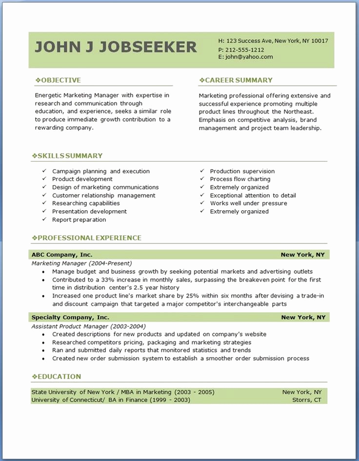 Creative Resume Template Word Beautiful Best 25 Free Creative Resume Templates Ideas On Pinterest