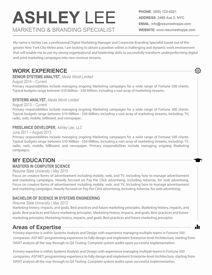 Creative Resume Template Word Elegant 1000 Images About Creative Diy Resumes On Pinterest