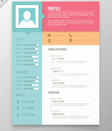 Creative Resume Template Word Unique Download 35 Free Creative Resume Cv Templates Xdesigns