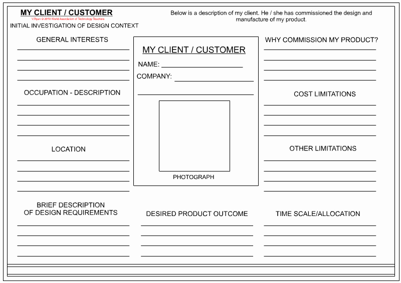Customer Information Sheet Template Fresh 8 Client Information Sheet Templates Word Excel Pdf formats