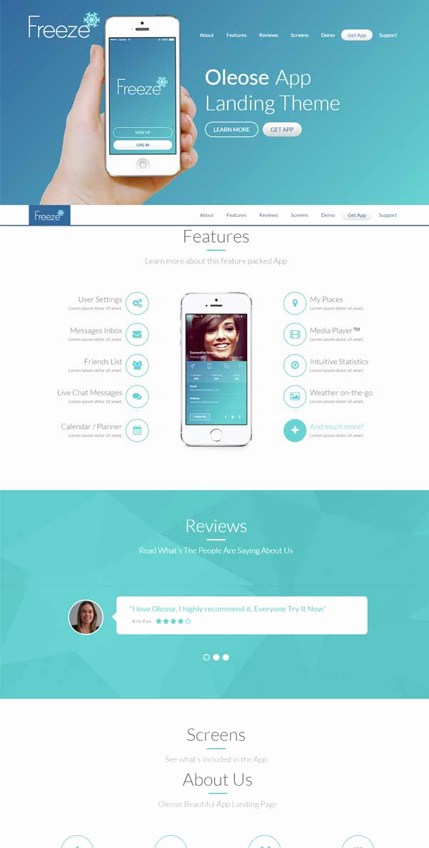Download Free Web Templates Beautiful 30 Bootstrap Website Templates Free Download