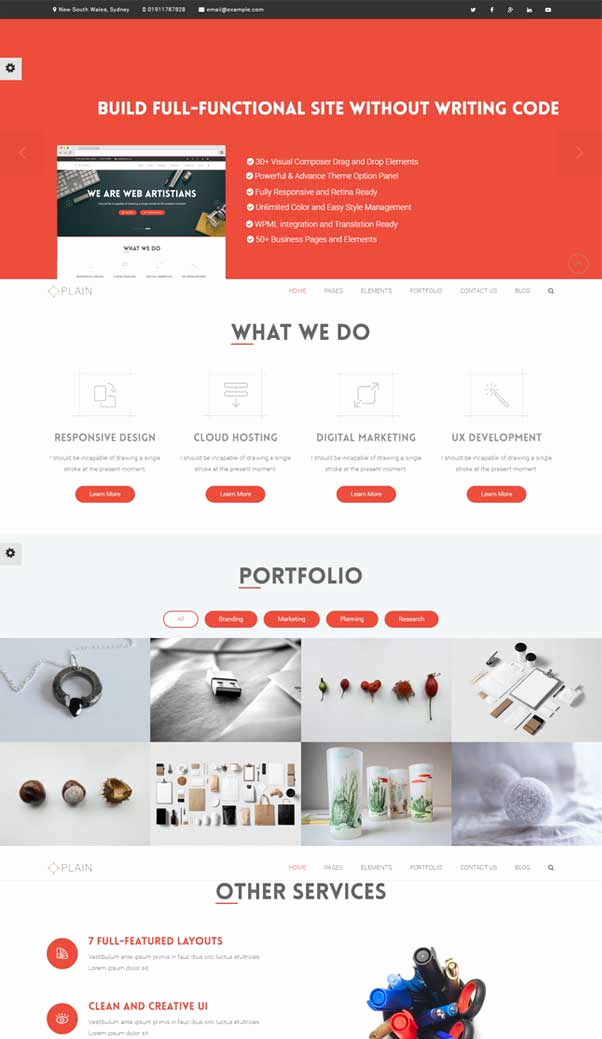 Download Free Web Templates Fresh 30 Bootstrap Website Templates Free Download