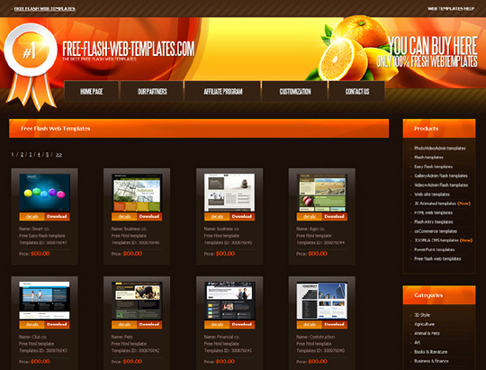 Download Free Web Templates Inspirational 20 Places to Download Free Website Templates and Free