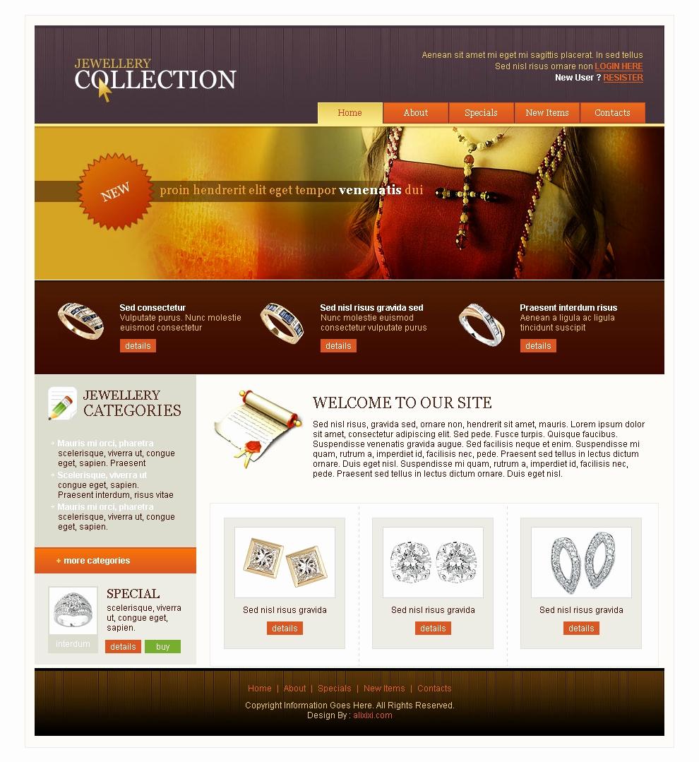 Download Free Web Templates Luxury 15 HTML Web Templates Free Download HTML Website