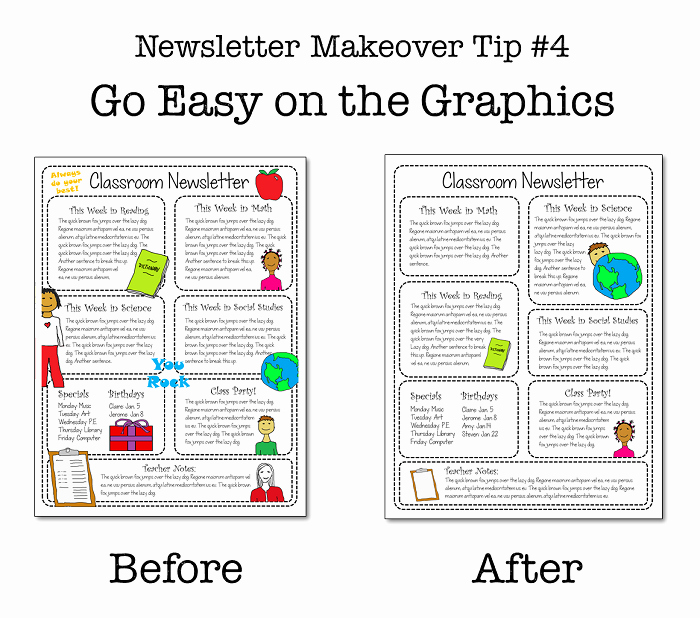 Elementary School Newsletter Template Beautiful Corkboard Connections why No E Reads Your Classroom