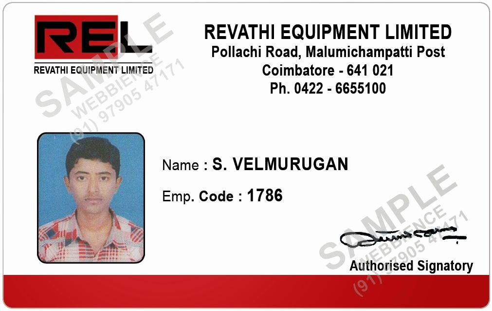 Employee Identity Card Template Best Of Webbience Employee Id Card Templates