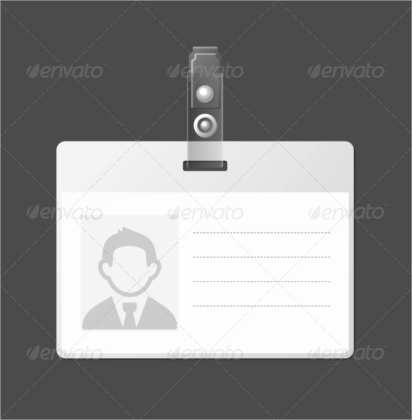 Employee Identity Card Template Fresh 10 Amazing Blank Id Card Templates