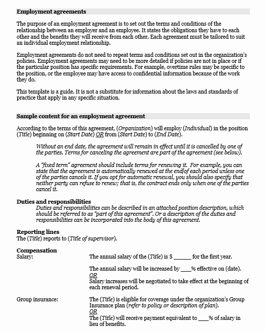 Employee Non Compete Agreement Template Fresh 19 Free Employee Non Pete Agreement Templates