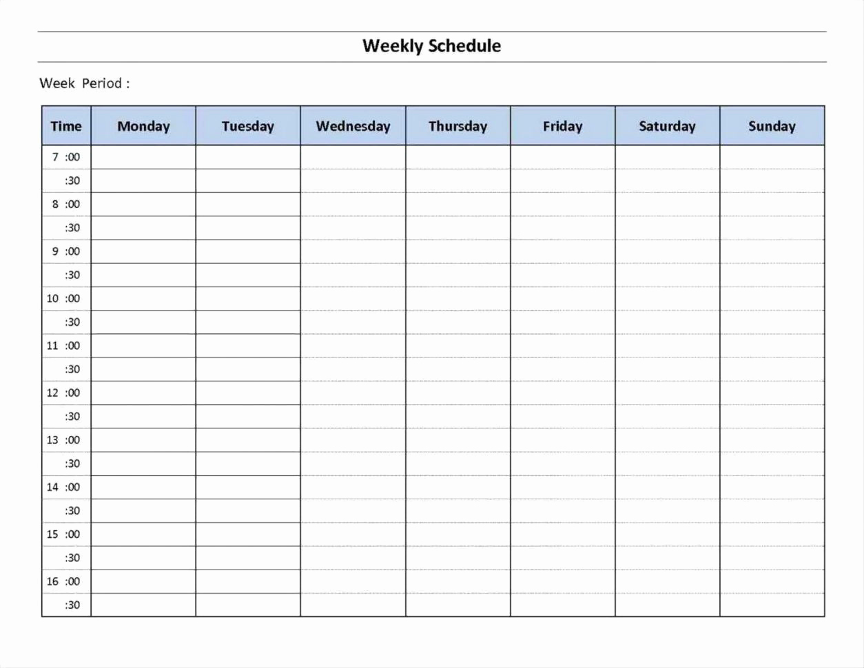 Excel Shift Schedule Template Luxury Employee Shift Schedule Template Excel Example Of
