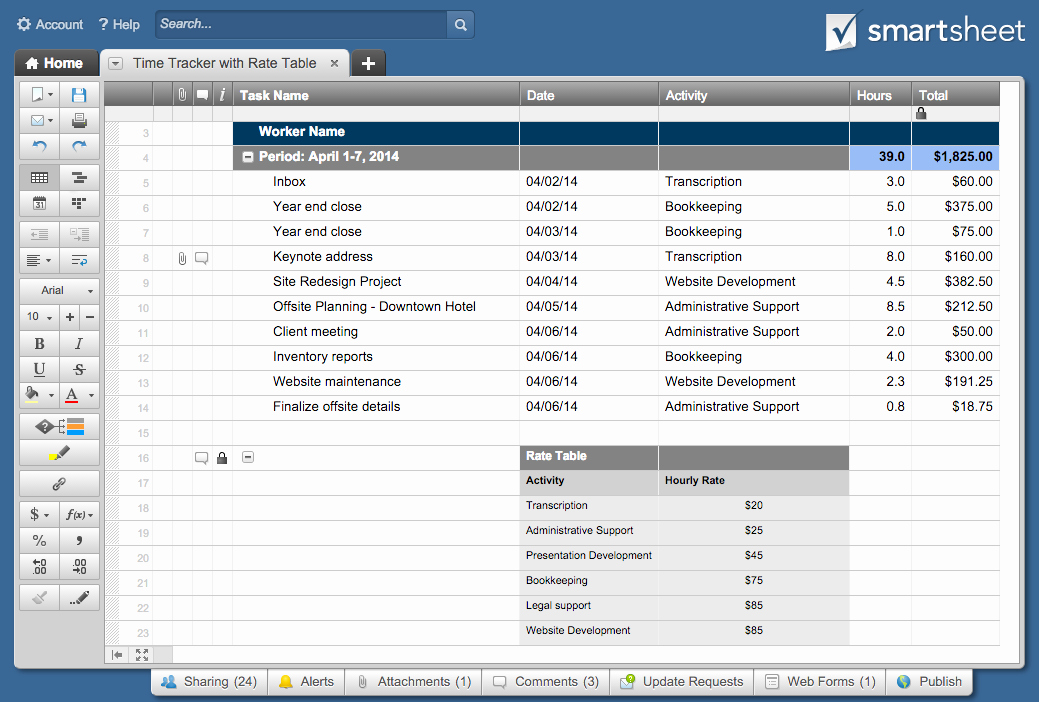 Excel Timesheet Template with Tasks Fresh Excel Timesheet Template with Tasks Driverlayer Search