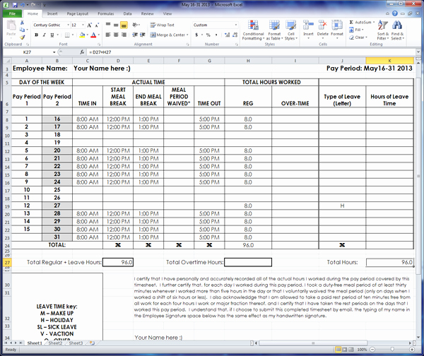 Excel Timesheet Template with Tasks Luxury Automated Timesheet Excel Template Need A Timesheet