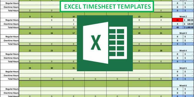 Excel Timesheet Template with Tasks Unique Automated Timesheet Excel Template Mythologenfo
