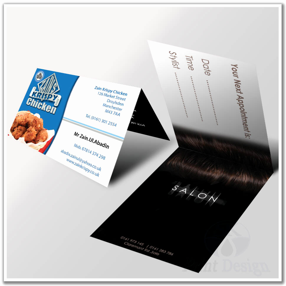 Folding Business Cards Template Awesome Folded Business Card Designs Folding Cards Template Luxury