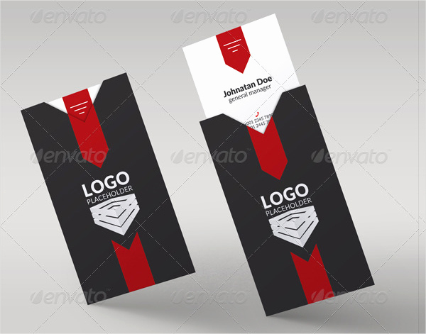 Folding Business Cards Template Fresh Download Folded Business Cards for Free Tidytemplates