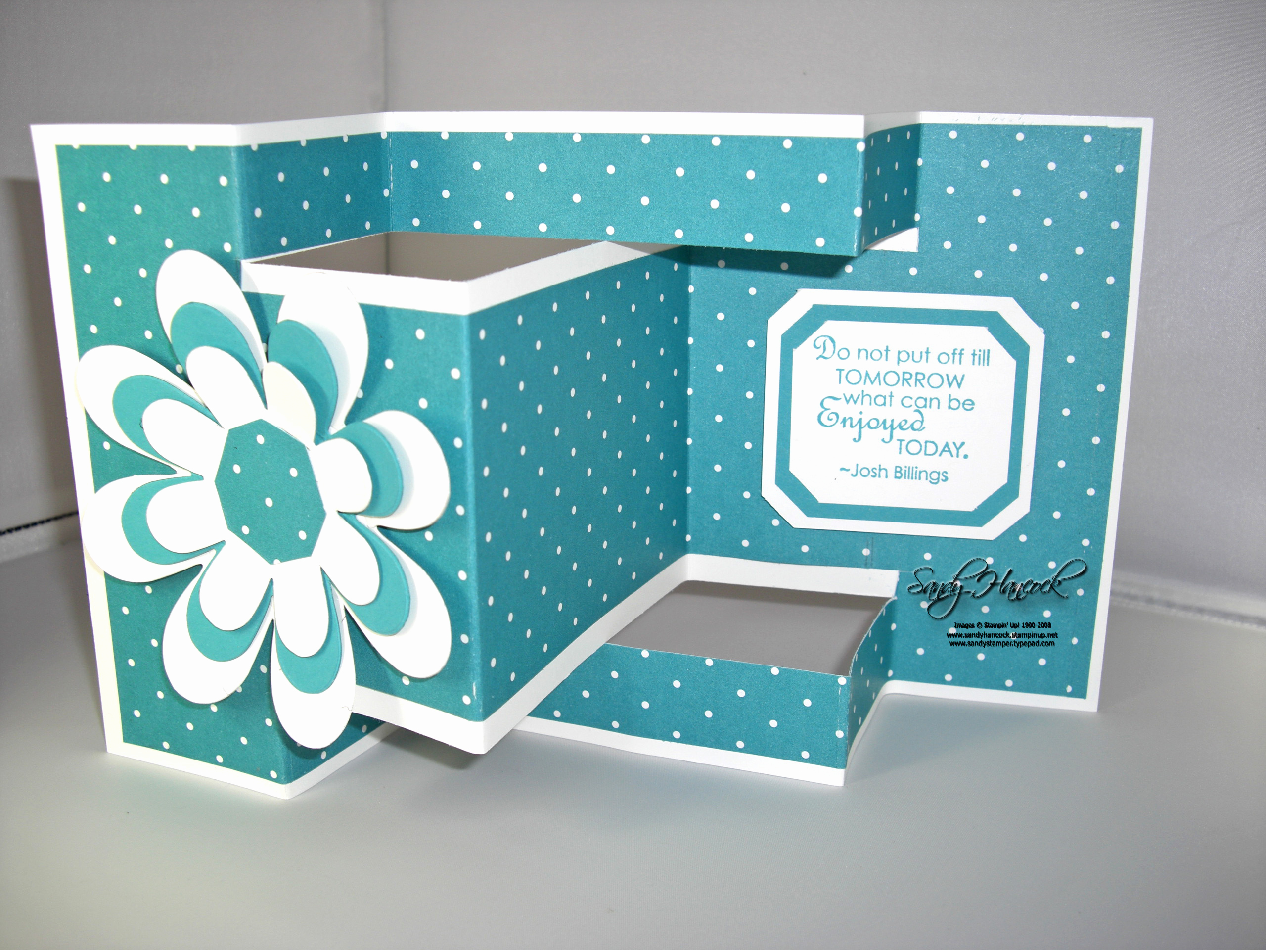 folded card designs