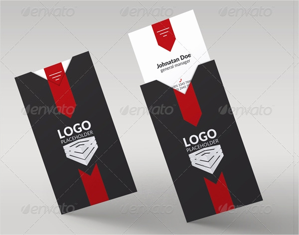 Folding Business Cards Template New 22 Folded Business Cards Psd Ai Vector Eps