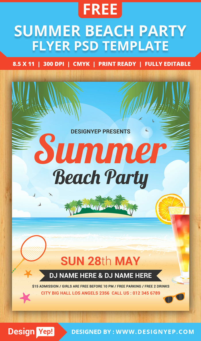 Free Download Flyer Template Elegant 55 Free Party & event Flyer Psd Templates Designyep